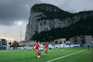The football debates raging within Gibraltar