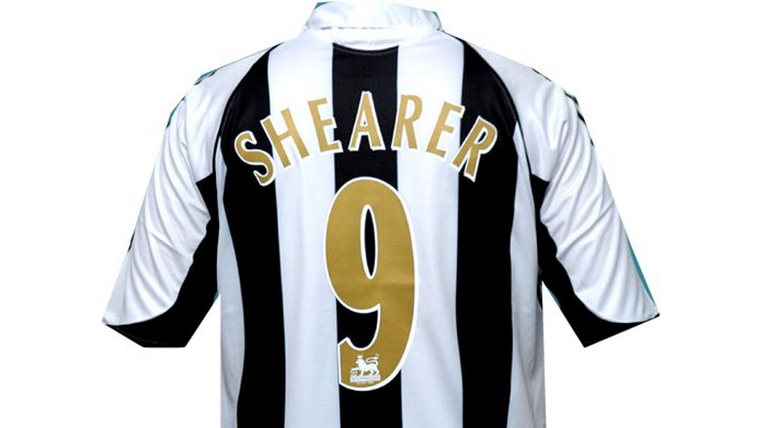 Newcastle Shearer