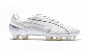 Pic: The triple white PUMA King
