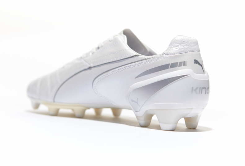 Puma King Triple White 2
