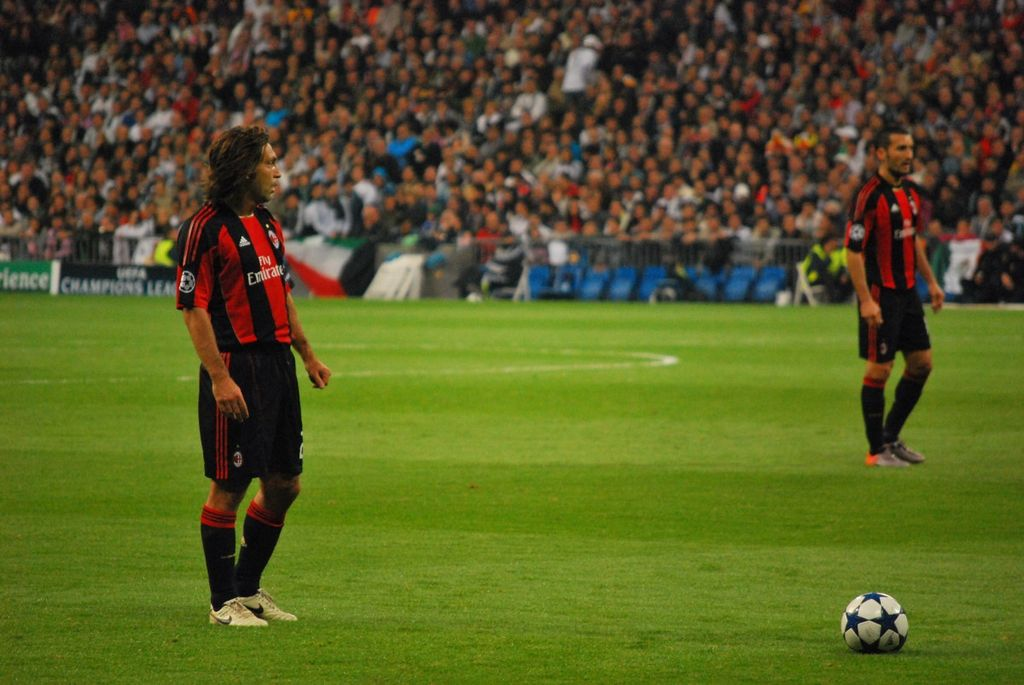 Andrea Pirlo: the absent Catalan