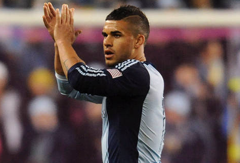 Dom Dwyer Sporting Kansas City