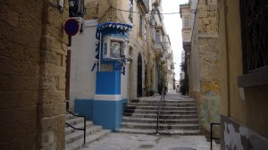 The backstreets of Senglea