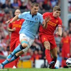 Key Areas of Liverpool v Manchester City