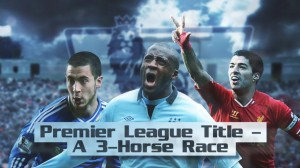 Football Dynamics - Premier League title race