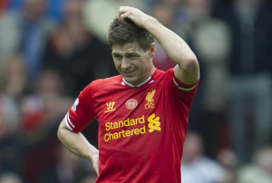 Steven Gerrard's error against Chelsea was a defining and costly one.