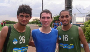 Interview - Seth Burkett 'The Boy in Brazil'