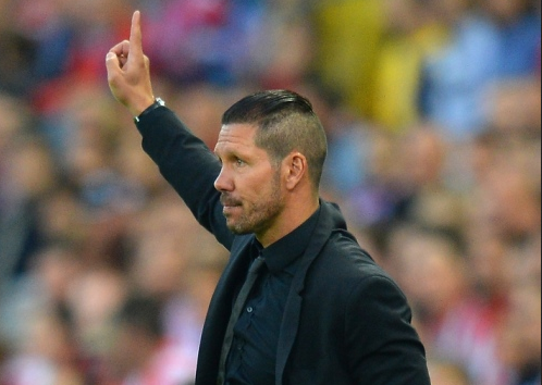 Simeone's destruction of Tiki Taka almost complete