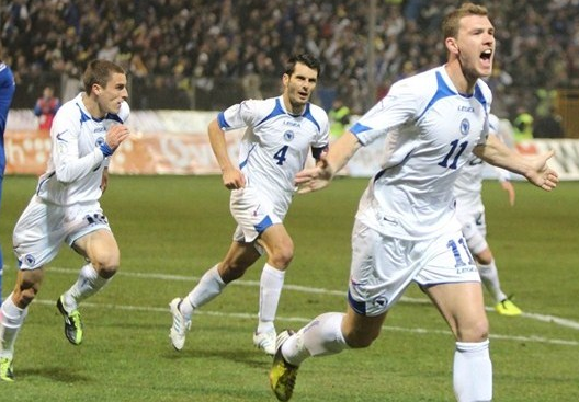 Bosnia World Cup