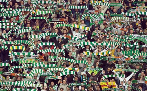 When Celtic smashed Sporting in the UEFA Cup