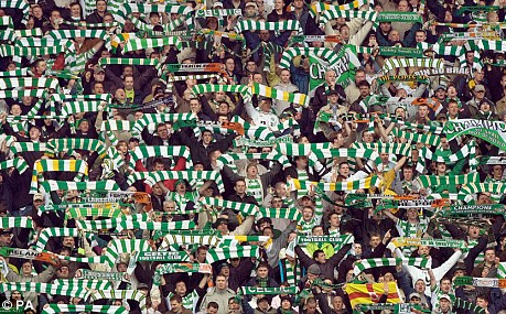 Brendan's Bhoys back in Champions League