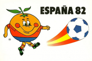 My first World Cup – Espana 82'