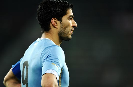 Was Luis Suarez's behaviour in the World Cup expected?