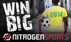Place your World Cup bets with bitcoin at Nitrogen Sports