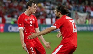 The full-back conundrum - Switzerland's two