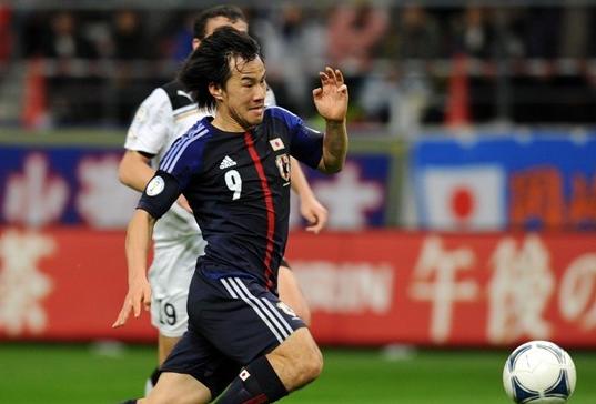Shinji Okazaki Japan