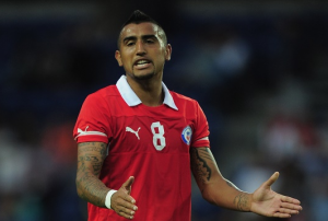Arturo Vidal says he will not be joining Manchester United