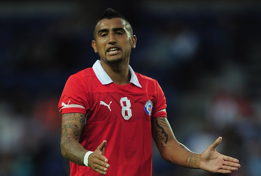 Where next for Arturo Vidal?