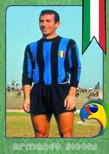 World Cup Legends: Italy and Armando Picchi