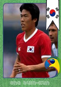 World Cup Legends: Korea Republic and Cha Bum Kun