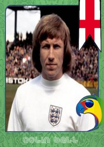World Cup Legends: England and Colin Bell