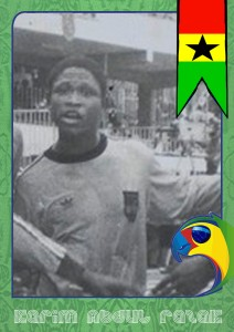 World Cup Legends: Ghana and Karim Abdul Razak