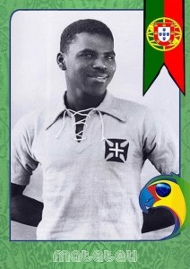 World Cup Legends: Portugal and Matateu