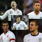 Five possible England captains after Steven Gerrard