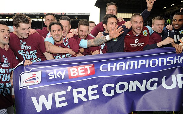 Season Preview 14/15: BURNLEY