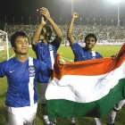 India - a sleeping giant in world football?