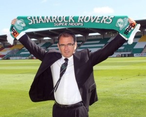 The right job at the right time for Shamrock Rovers and for Pat Fenlon