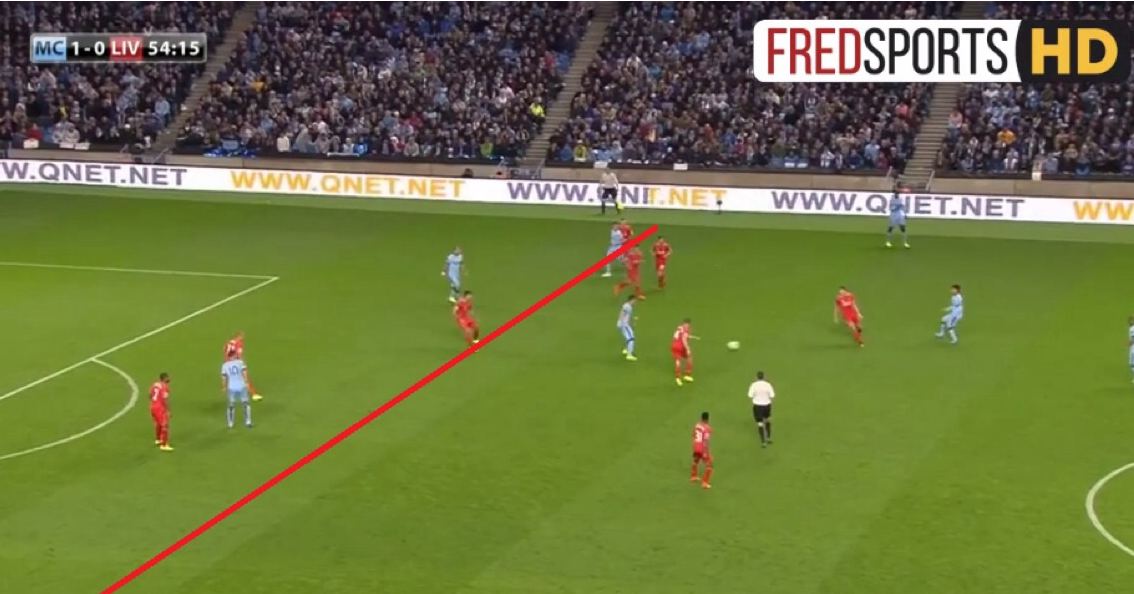 City Liverpool defence