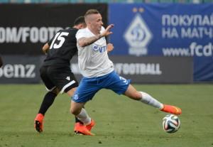 Dinamo Moscow vs Hapoel Kiryat Shmona