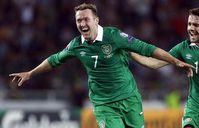 Aiden McGeady Ireland