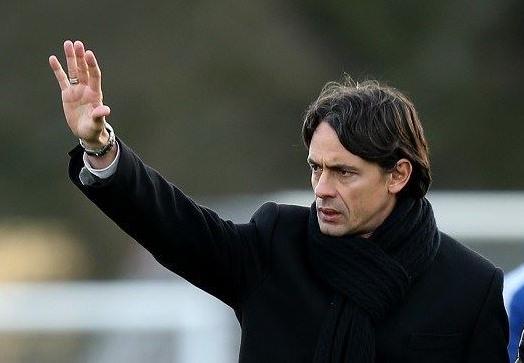 Inzaghi Milan Coach