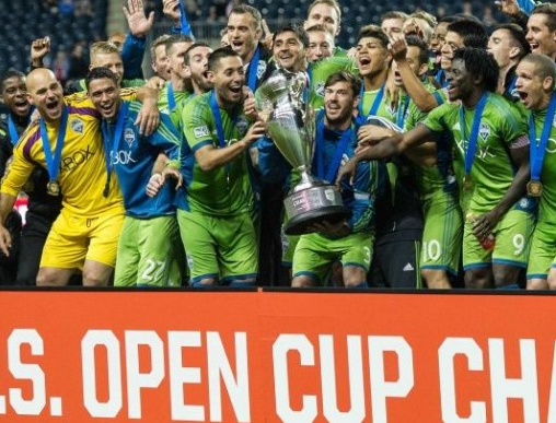 Seattle Sounders US Open Cup