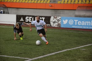 Diary of an Englishman in Siberia - August review of FC Tyumen