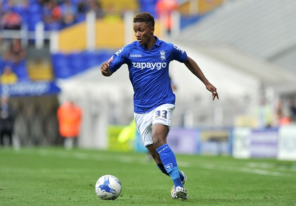 Demarai Gray Birmingham City