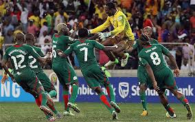 AFCON qualification - the week previewed
