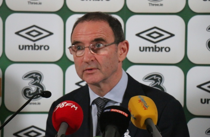 Martin O'Neill Ireland