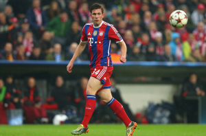 Bayern Munich's Hojbjerg set for medical at Southampton