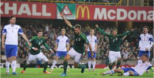 Optimism slowly returning to Northern Ireland ahead of Romania clash
