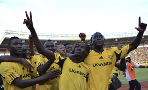 Uganda targeting history against Guinea
