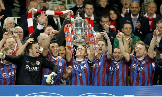St. Patrick's Athletic FAI Cup