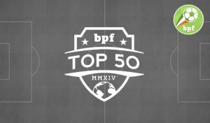 The BPF Top 50 through the years