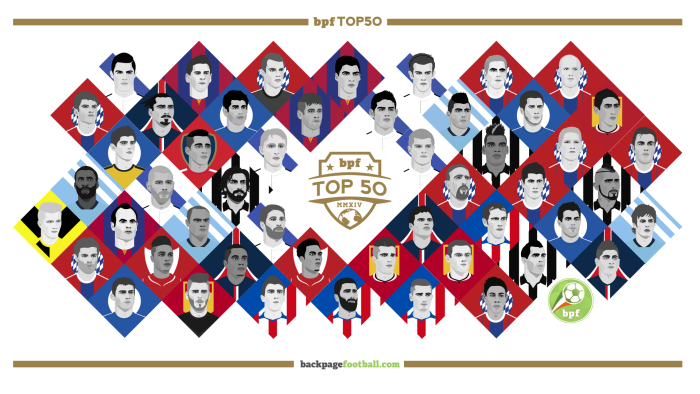 BPF Top 50 2014 widescreen