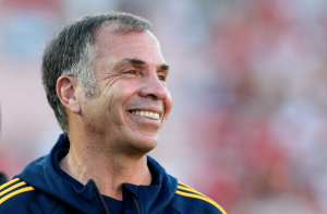 King Arena, the Bruce of MLS