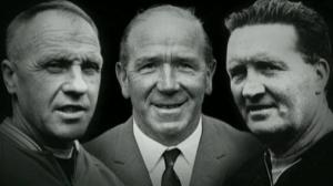 Hugh McIlvanney's 'The Football Men' revisited