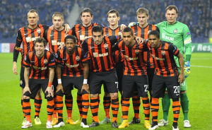 Shakhtar Donetsk – Life during war time