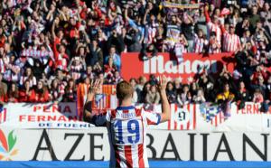 Diego Simeone's belief gives Fernando Torres hope